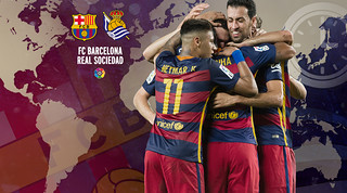 When and where to watch FC Barcelona v Real Socied