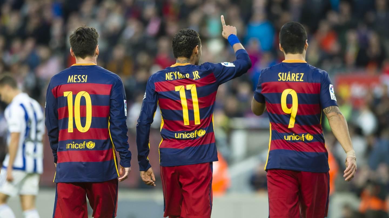 FC Barcelona: FC Barcelona Run The Table In November
