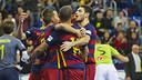 21 goals for Barça in November / VÍCTOR SALGADO - FCB
