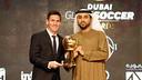 Messi (Globe Soccer Awards)