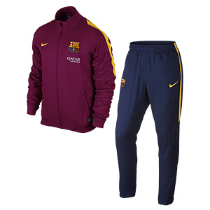 NEW FC BARCELONA TRAINING TRACKSUIT
