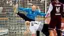 Saric defenderá la portería de Qatar / FOTO:ARCHIVO-IHF