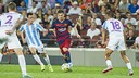 FC Barcelona beat Málaga 1–0 at Camp Nou on 29 August and will be looking to sweep the season series on Saturday at La Rosaleda. / VÍCTOR SALGADO-FCB