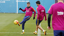 Jordi Alba has been included in the squad announced by Luis Enrique / MIGUEL RUIZ - FCB