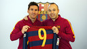 Messi and Iniesta have more cup semi-final experience than anybody / MIGUEL RUIZ - FCB