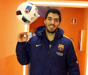 Luis Suárez, autor de quatro gols