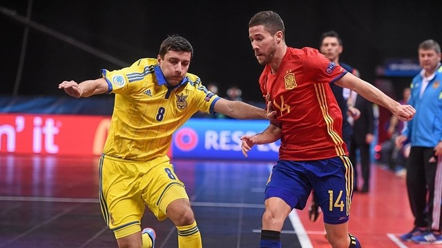 España se ha clasificado como primera de grupo en el Europeo de Serbia