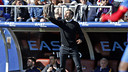 Luis Enrique livre ses conseils au stade Ciutat de Valencia / MIGUEL RUIZ - FCB