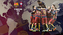 Les horaires du match / FCB