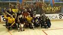 L'equip celebra amb l'afició la Copa del Rei aconseguida a Reus / PACO LARGO - FCB