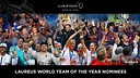 The candidates for the Laureus World Sports Awards as well as the Team of the Year/ LAUREUS