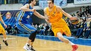 Satoransky in action against Khimki Moscow / EUROLEAGUE