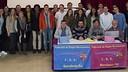 American students at Penya Barcelonista Foment Martinenc / Alex Caparrós - FCB