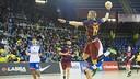 Gudjon was one of the stars of the win / VICTOR SALGADO - FCB