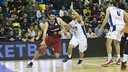 Abrines was back in action after three weeks out / PACO LARGO-FCB