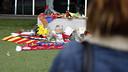 Mostres de condol al Camp Nou per Johan Cruyff / MIGUEL RUIZ - FCB