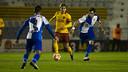 Samper ha jugado los 90 minutps contra el Sabadell / PACO LARGO - FCB