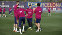 The international players are all back at the disposal of Luis Enrique / MIGUEL RUIZ - FCB
