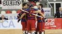 Barça are chasing a 22nd European crown / LUIS VELASCO