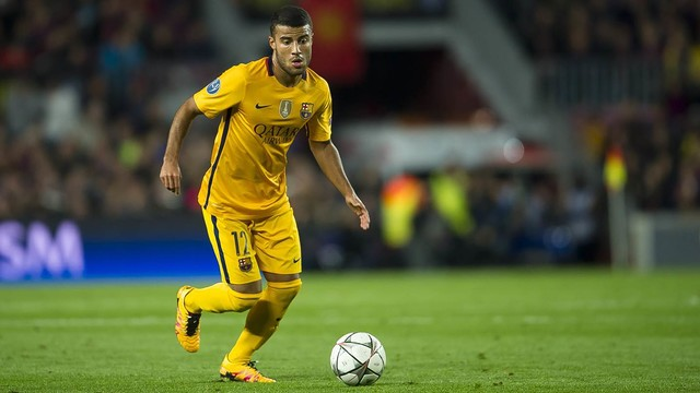 Rafinha in action in the league / VICTOR SALGADO-FCB