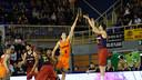 Satoransky converts in a tense game in Madrid/ ACBMEDIA