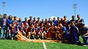 El Barça B se proclamó campeón de la División dr Honor Catalana / Foto: Rosa Maria Carrillo