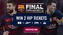 Participate and win! / FCB