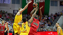 Singleton scored 12 points in the final period / LOKOMOTIV KUBAN