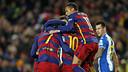 Barça beat Espanyol 4-1 in the Copa del Rey match at the Camp Nou / MIGUEL RUIZ - FCB