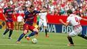 Ivan Rakitic is set to take on his former club in the final / MIGUEL RUIZ - FCB