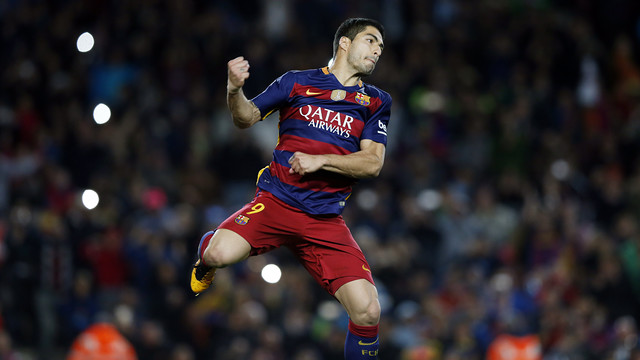 Luis Suárez is on the verge of winning both the Pichichi Trophy and the Golden Shoe. / MIGUEL RUIZ - FCB
