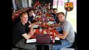 食事中のトップチーム / MIGUEL RUIZ - FCB