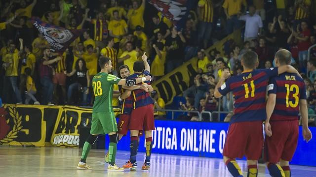 El Barça Lassa és un habitual de les semis de la LNFS