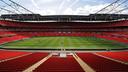 Liverpool-Barça se disputera à Wembley, théâtre de la finale de la Ligue des Champions victorieuse en 2011 pour les Catalans face à Manchester / UCL