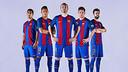 Le nouveau maillot de la saison 2016-16